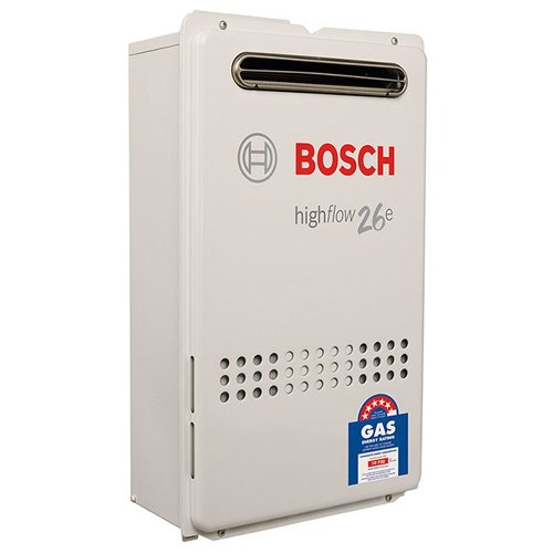 Bosch Highflow 26E Continuous Flow Hot Water Heater