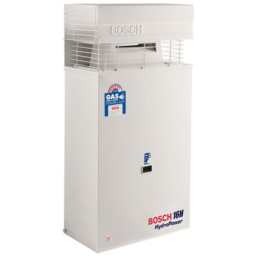 Bosch Hydropower Continuous Flow Gas Hot Water Heater