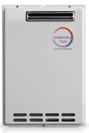 Chromagen Eternity T26 Gas Continuous Flow Hot Water Heater