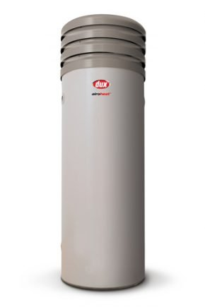 Dux Airoheat 250L Heat Pump Hot Water Heater