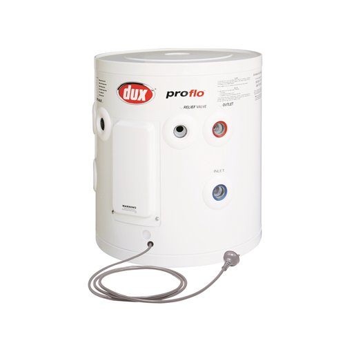 Dux Proflo 25L Plug In Electric Storage Hot Water Heater