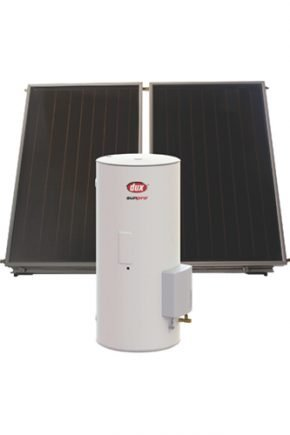 Dux Sunpro Electric Boosted Solar 250 Litre Hot Water Heater