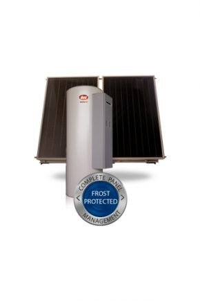 Dux Sunpro Gas Boosted Solar 315 Litre Hot Water Heater