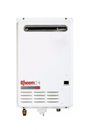 Rheem 24 Continuous Flow Gas Hot Water Heater