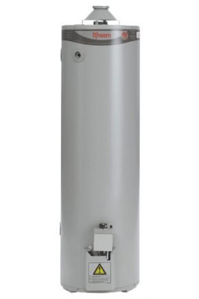 Rheem Indoor Gas Storage 135L Hot Water Heater