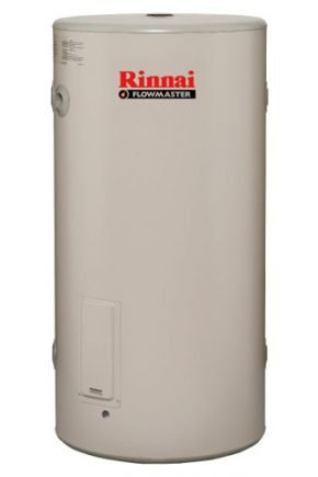 Rinnai FLOWMASTER 125L Electric Storage Hot Water Heater