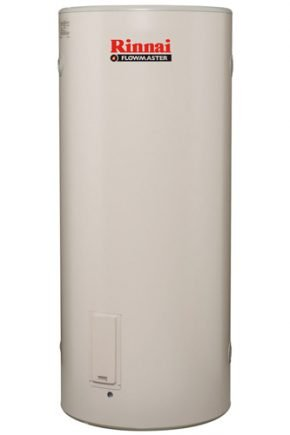 Rinnai FLOWMASTER 250L Electric Storage Hot Water Heater