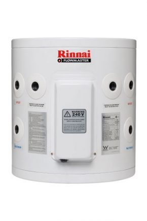 Rinnai FLOWMASTER 25L Electric Storage Hot Water Heater