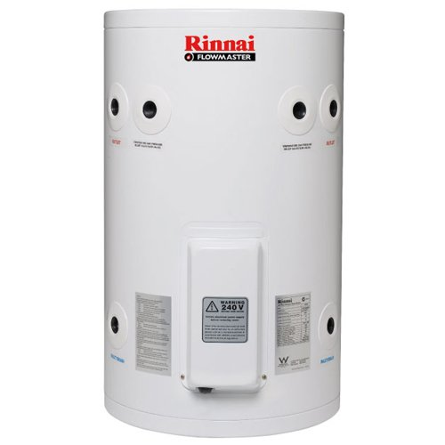 Rinnai FLOWMASTER 50L Electric Storage Hot Water Heater
