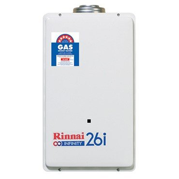 Rinnai Infinity 26i Continuous Flow
