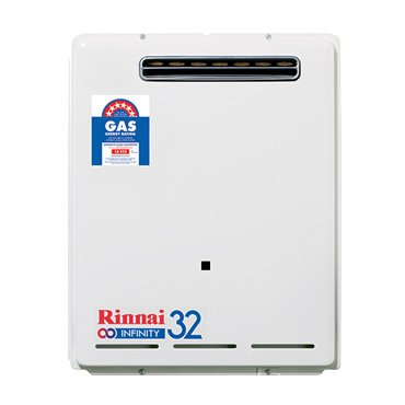 Rinnai Infinity 32 Gas Continuous Flow Hot Water Heater