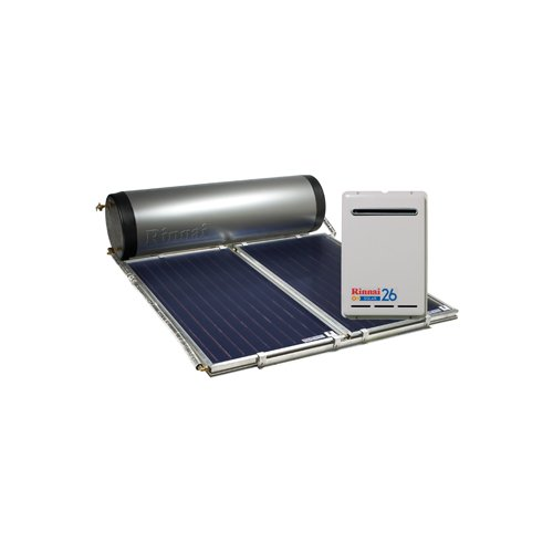 Rinnai Prestige Close Coupled 330L Solar Hot Water Heater